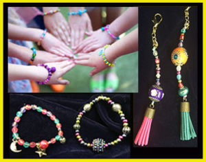 Bead Craft and Jewelry Making for Kids! @ Sugarbeads | Ridgefield | Connecticut | United States